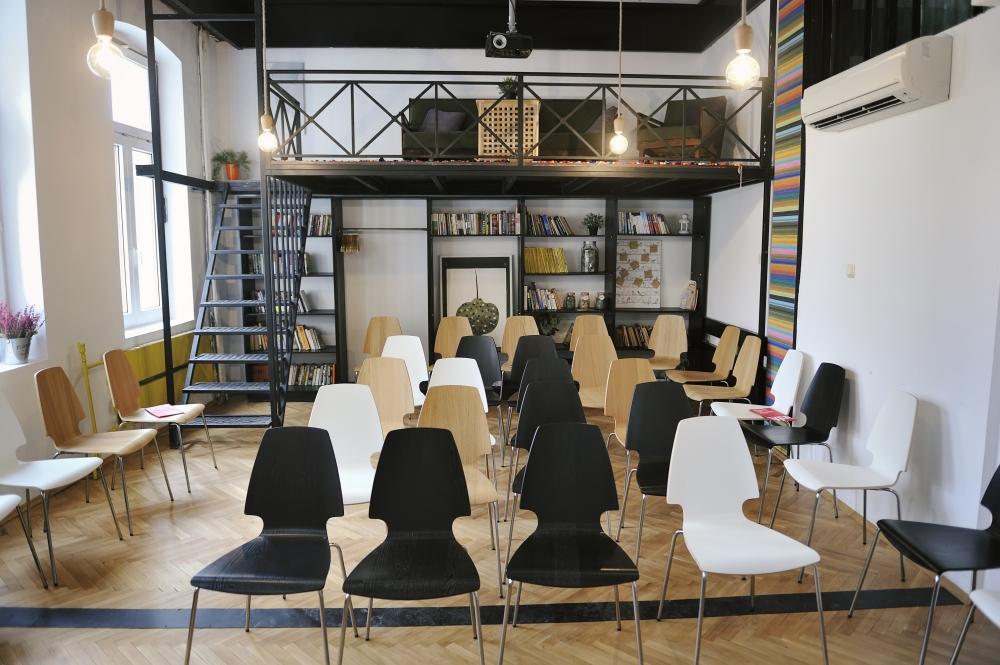 Events hall. The Social Teahouse - Varna