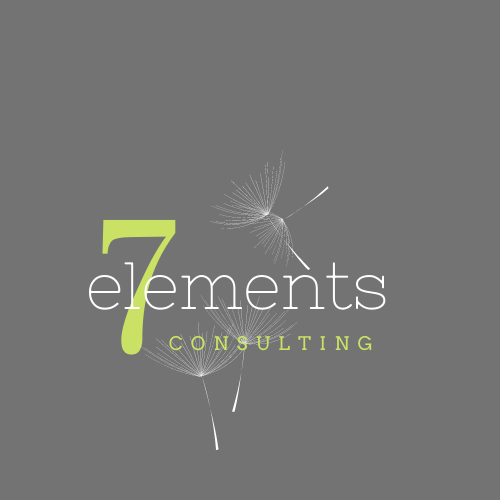 7elementsconsulting LOGO grey